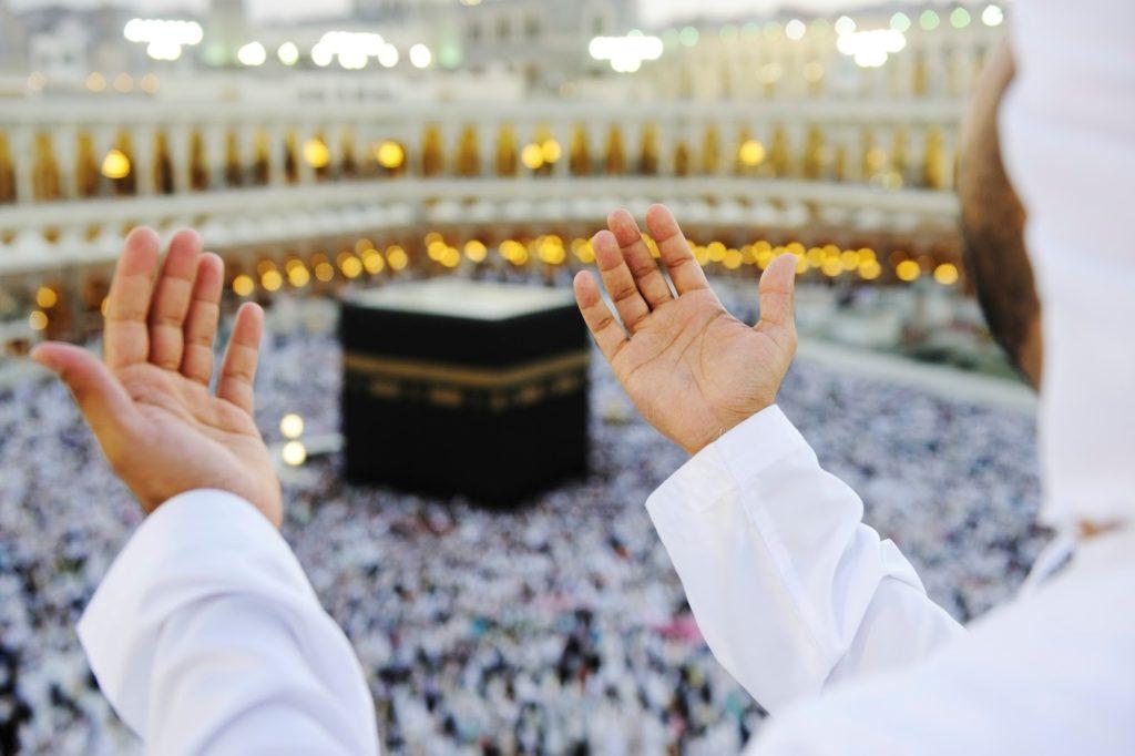 Musali qui fait prière - Arabie saoudite